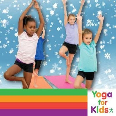 Kids Yoga &quotA Snowy Day&quot (K-6th Grade)