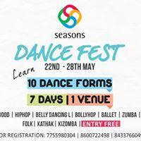 Seasons Dance Fest