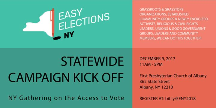 EENY Statewide Campaign Kick Off