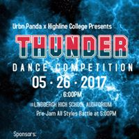 Thunder Dance Competition