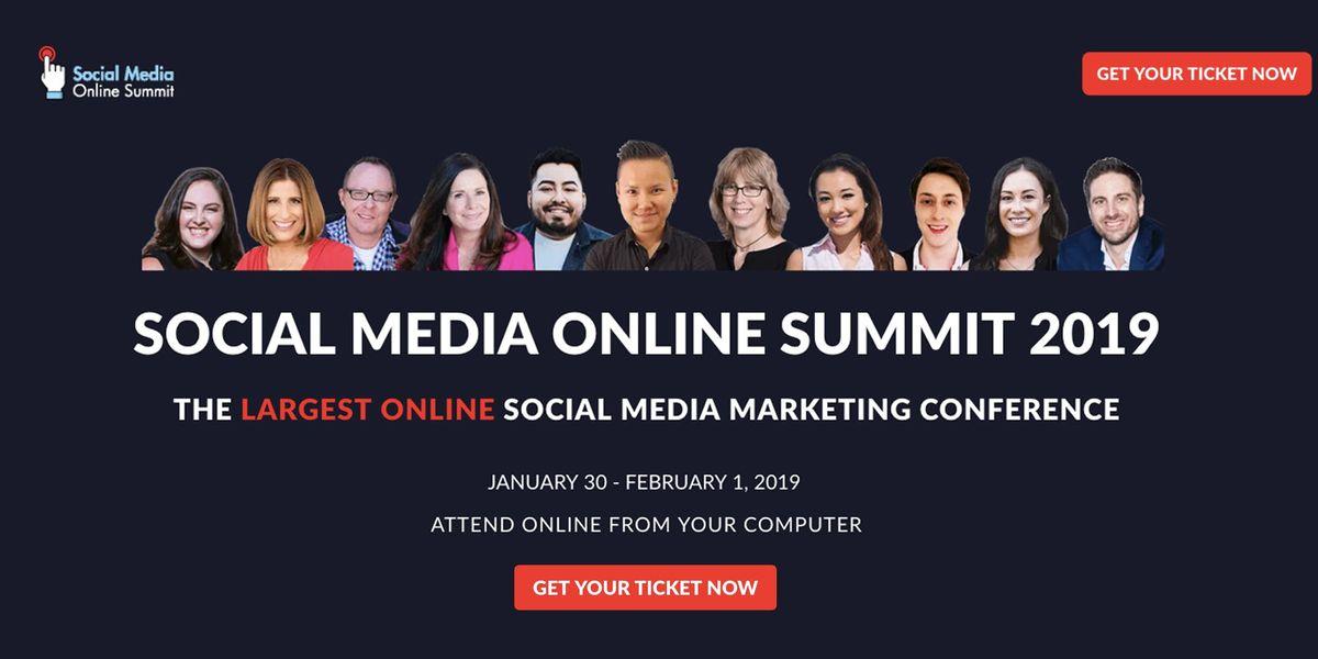Social Media Online Summit 2019 (Online Conference)