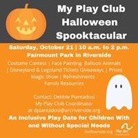 My Play Club- Halloween Spooktacular