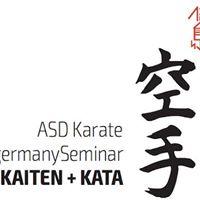 All Style Do-Karate regio Seminar mit Claude Weiland
