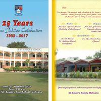 St. Xaviers Silver Jubilee Celebration