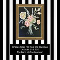 Chicks Picks Fall Fashion &amp Halloween Pop UP