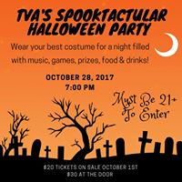 TVAs Spooktacular Halloween Party
