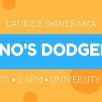 Laurier Shinerama Dominos Dodgeball Tournament