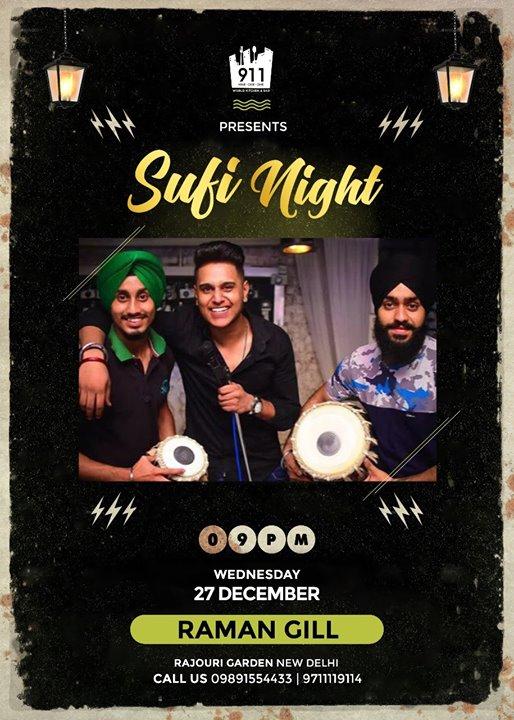 Sufi Night With Raman Gill