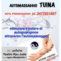 Corso di Automassaggio Tuina