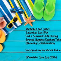 Summer Fun Outing -SAVE the DATE