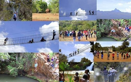 TembeaKenyaNgare Ndare Forest Excursion on June 16th For 3300