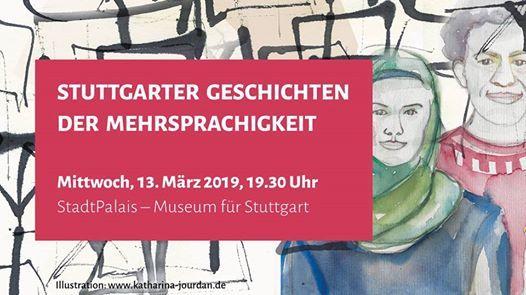 Stuttgarter Geschichten der Mehrsprachigkeit