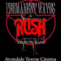Permanent Waves A Rush Tribute Band wJackwagon