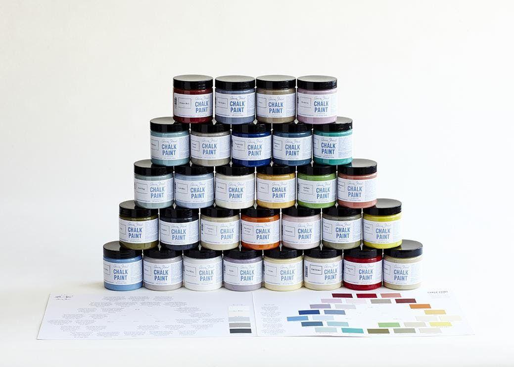 Chalk Paint Essentials Workshop