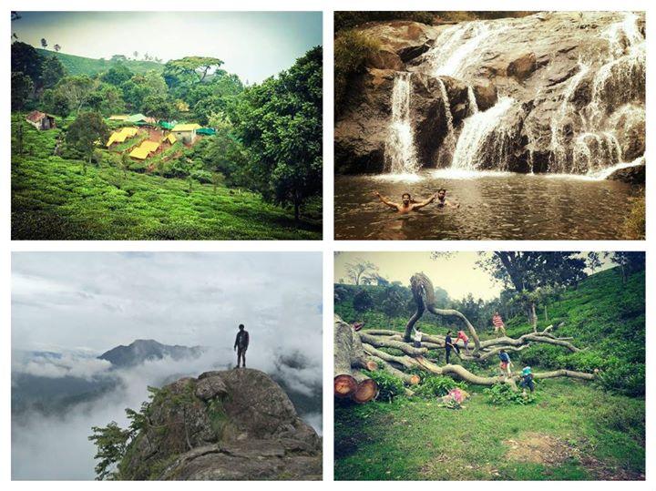 Camp and Waterfall trek- Kotagiri Nilgiris - INR 1750