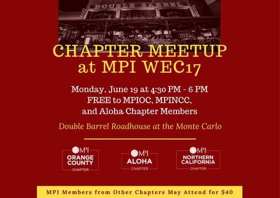 Chapter Meetup at MPI WEC