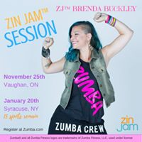 ZIN Jam Session with ZJ Brenda Buckley