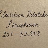 Klassisen pilateksen peruskurssi