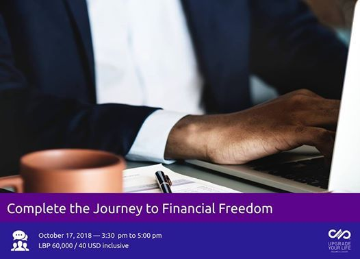 Complete the Journey to Financial Freedom