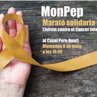 Marato Solidaria Cancer Infantil