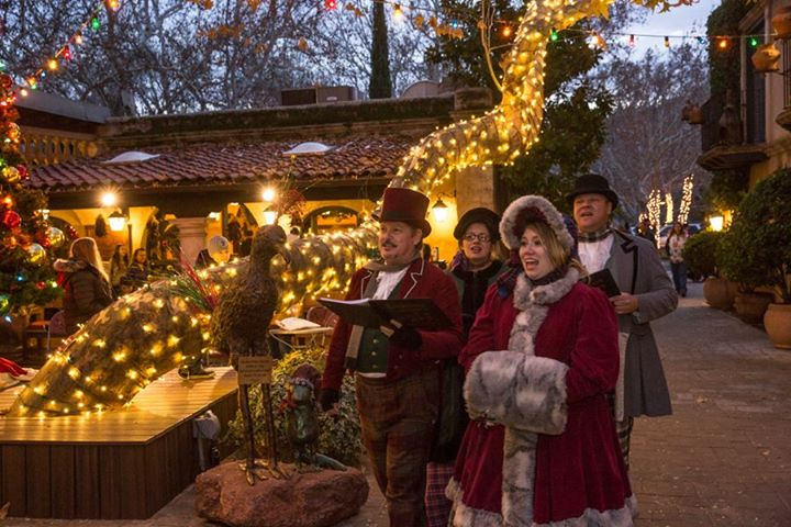 Holiday Sweet Stroll at Tlaquepaque
