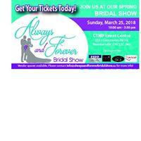 Always &amp Forever Bridal Show - Spring 2018
