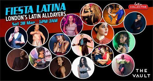 Fiesta Latina - part of La Casa Latina at The Vault | London