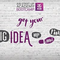 AIB Ideation Bootcamp Waterford - Free 1 Day Bootcamp
