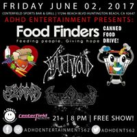 ADHD Entertainment Summer Canned Food Drive - Foodfinders.org