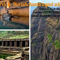 Thrilling trek to Jewel of Sahyadri Harishchandragad with SDA