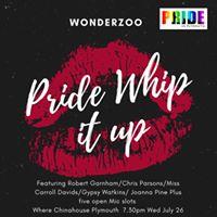 Wonderzoo Presents Pride Whip It Up