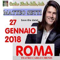 Matteo Setti - workshop - Civitavecchia (Roma)