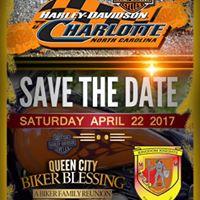 Queen City Biker Blessing