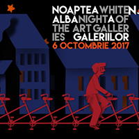 Noaptea Alb a Galeriilor 2017-White Night of the Art Galleries