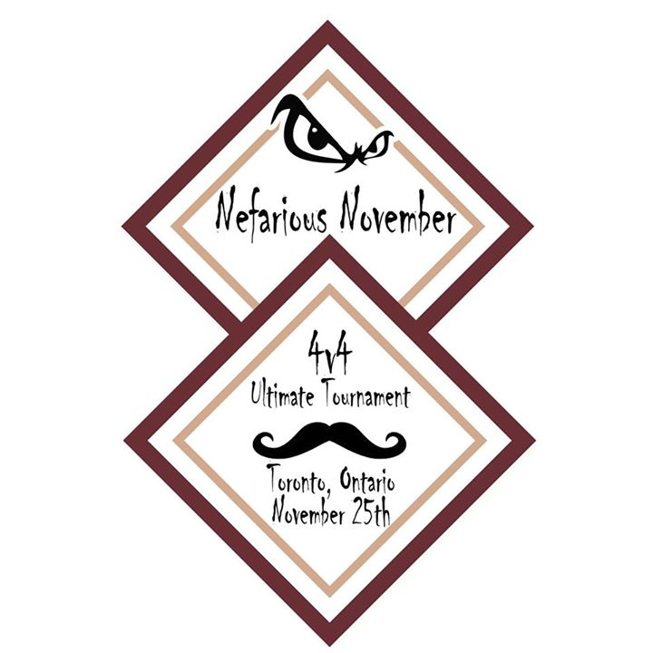 Nefarious November 4v4 Ultimate Tournament