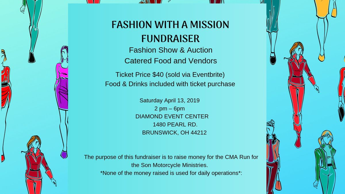 Fashion With a Mission Fundraiser