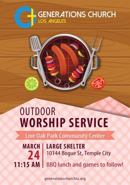 Outdoor Outreach Service