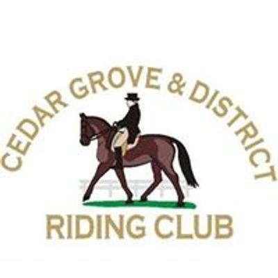 Cedar Grove and District Riding Club