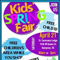 Kids Spring Fair