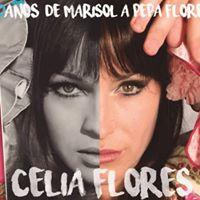 Celia Flores. Concierto