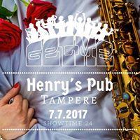 Get Me Henrys Pub Tampere 7.7.2017