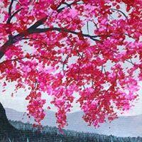 Cherry Blossom Brush Party - The Royal Oak - Windsor
