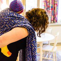 Workshop Rugdragen (Ruck) met geweven doek