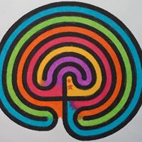 Lets Colour and Relax with Finger Labyrinths (EN)
