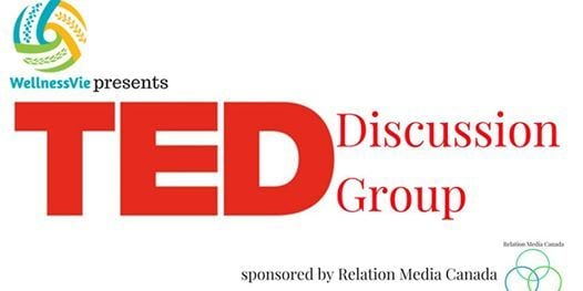 TedTalk Discussion Group at 10C Shared Space42 Carden St