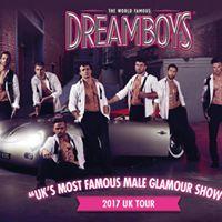 Wyvern Theatre - Swindon - The Dreamboys