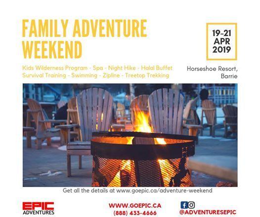 Family Adventure Weekend at Horseshoe Resort, Barrie
