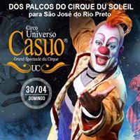 Universo Casuo em Rio Preto