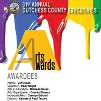 31st Annual Dutchess County Executives Arts Awards