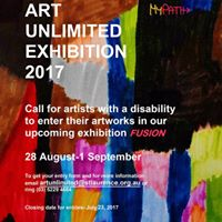 MyPATH Art Unlimited Exhibition 2017 &quotFusion&quot